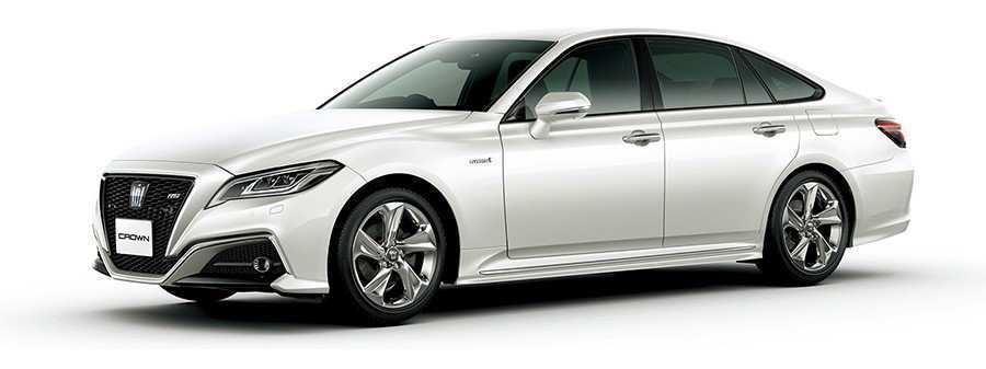 36 Gallery of Toyota Crown 2020 Price and Review with Toyota Crown 2020