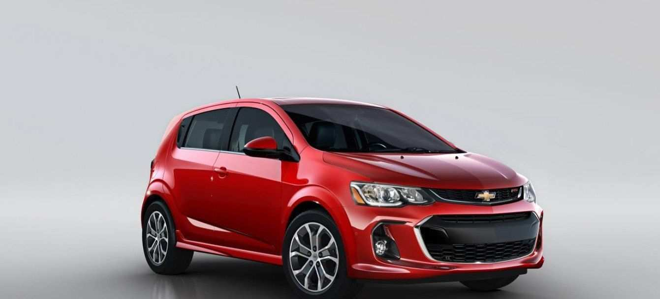 36 Great 2020 Chevy Sonic Exterior and Interior for 2020 Chevy Sonic
