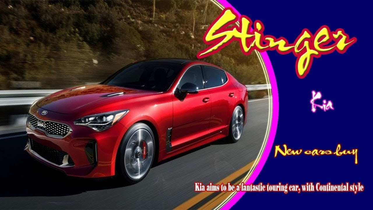 36 Great 2020 Kia Gt Stinger Price by 2020 Kia Gt Stinger