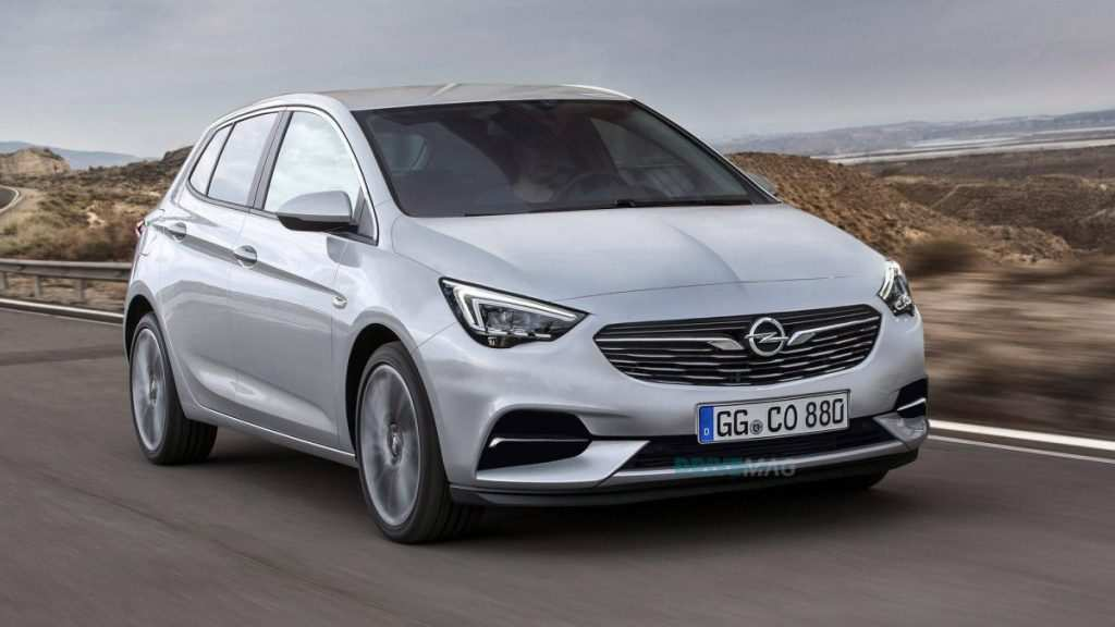36 Great Opel Astra 2020 Price by Opel Astra 2020