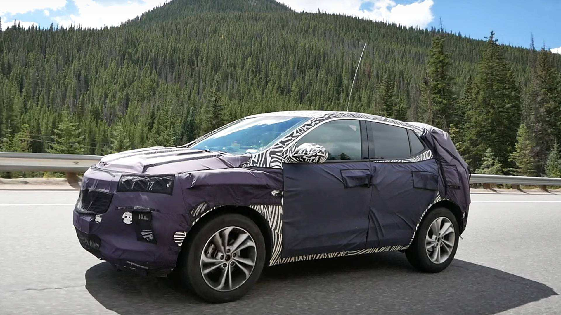 36 New 2020 Buick Enclave Spy Photos Images by 2020 Buick Enclave Spy Photos