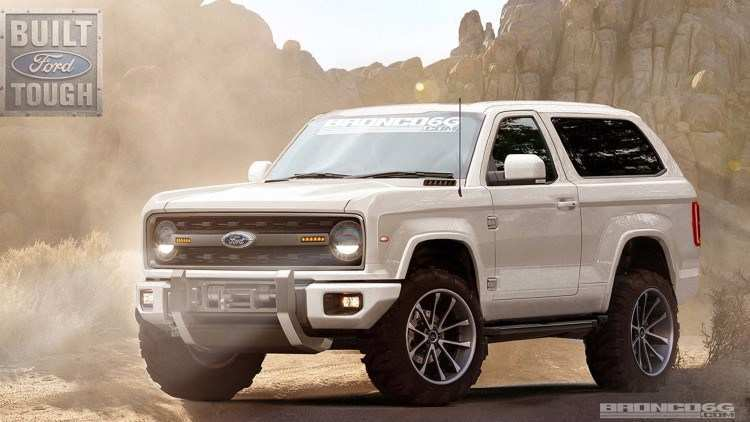 36 New 2020 Ford Bronco Prices for 2020 Ford Bronco