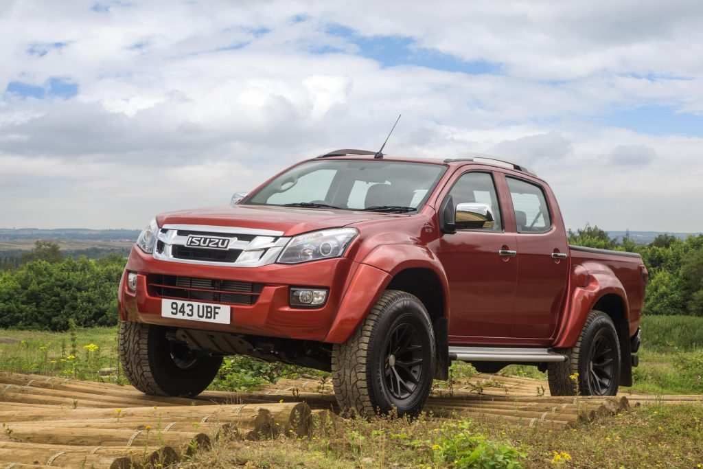36 New 2020 Isuzu MU X Picture for 2020 Isuzu MU X