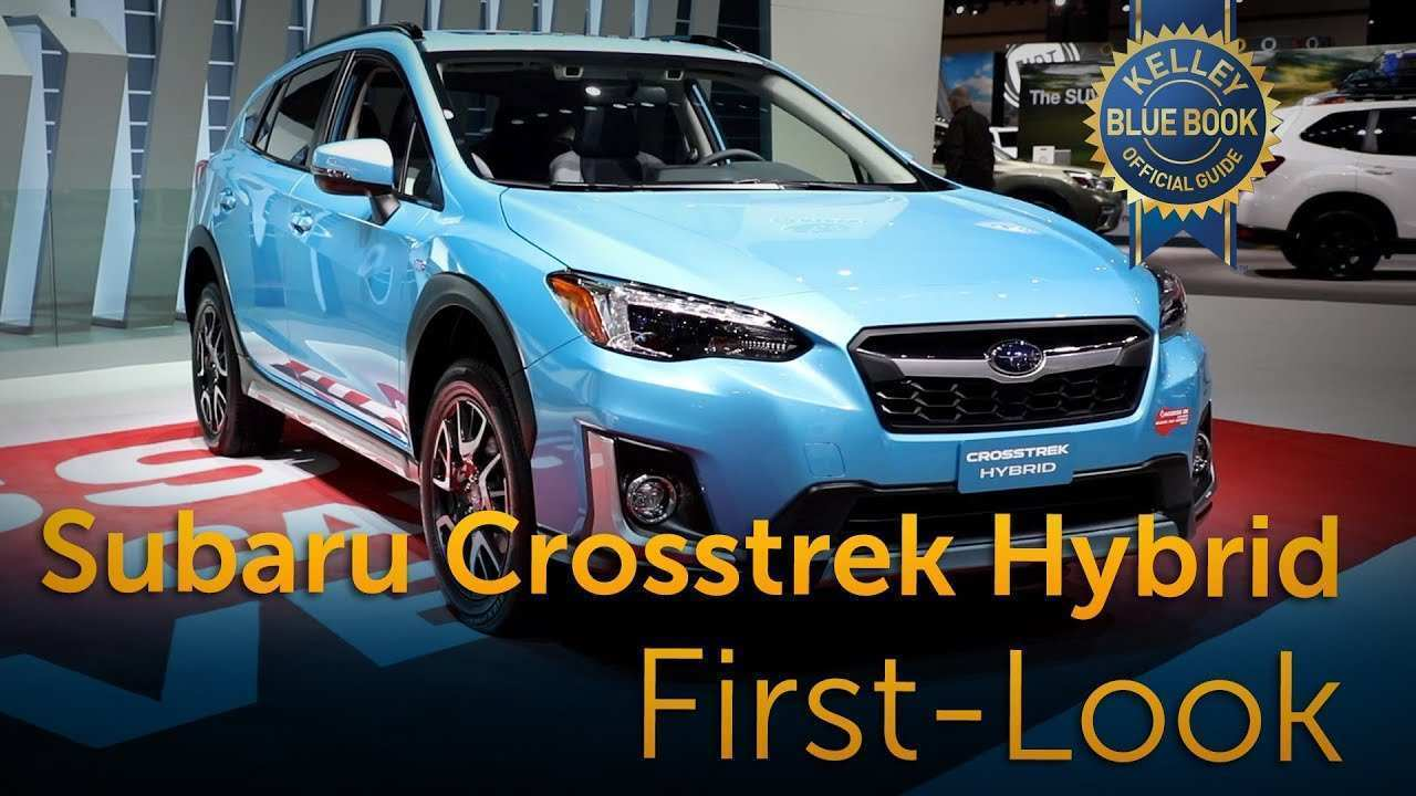 36 New 2020 Subaru Crosstrek Kbb Exterior with 2020 Subaru Crosstrek Kbb