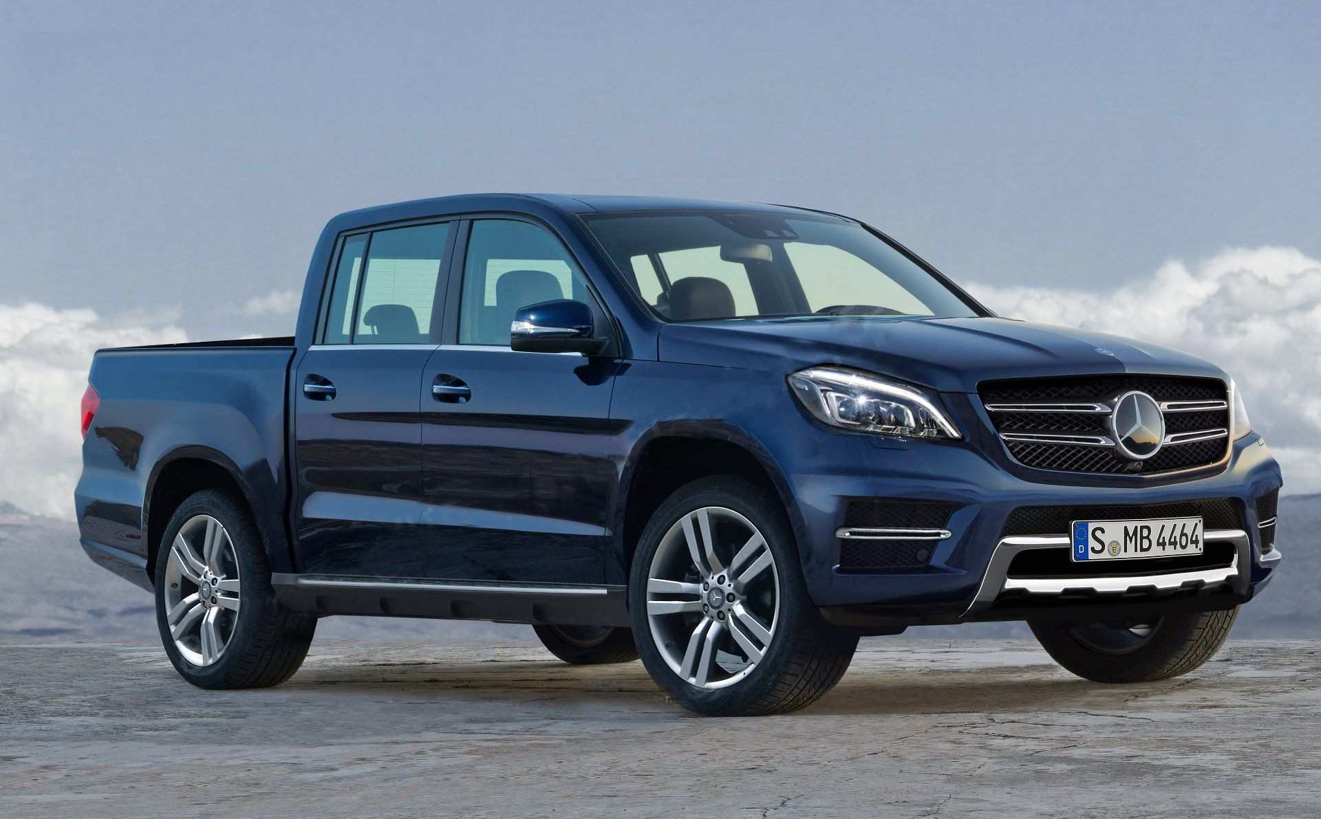 36 New New Mercedes Truck 2020 Price and Review for New Mercedes Truck 2020