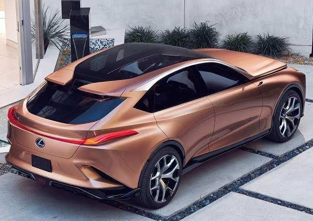 36 The 2020 Lexus NX 200t Spy Shoot by 2020 Lexus NX 200t