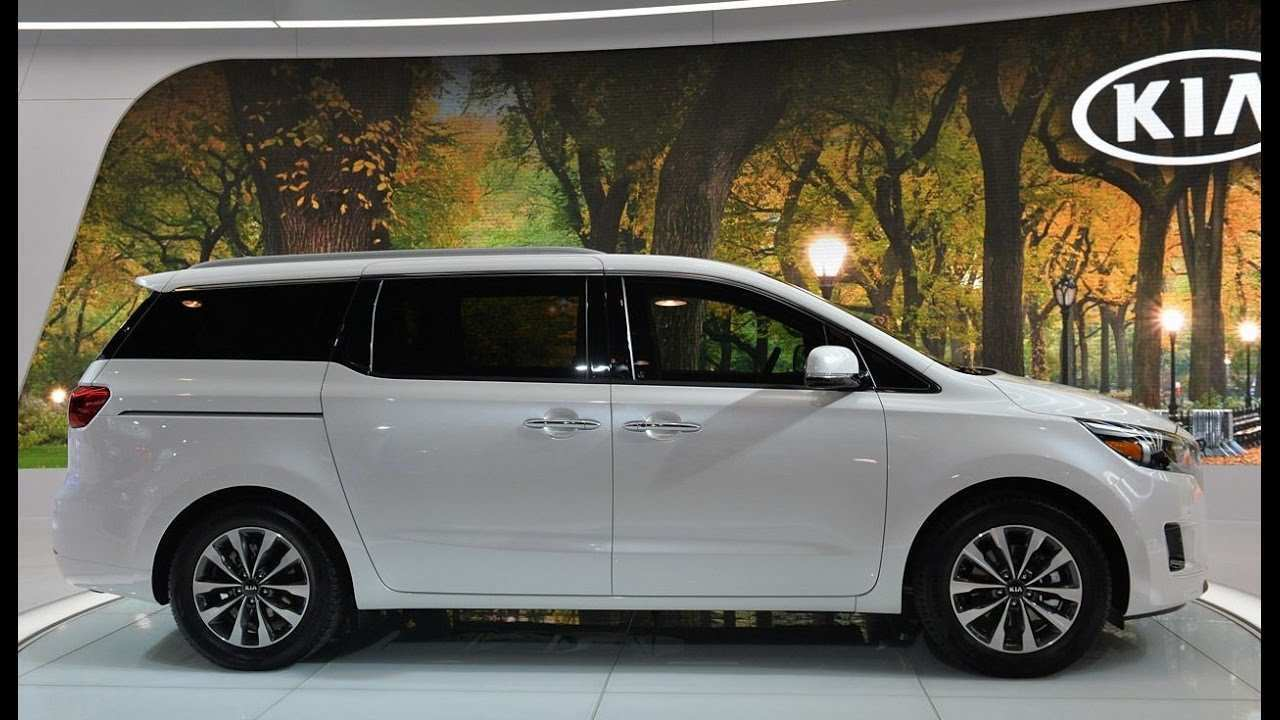 36 The Kia Grand Carnival 2020 Exterior History for Kia Grand Carnival 2020 Exterior