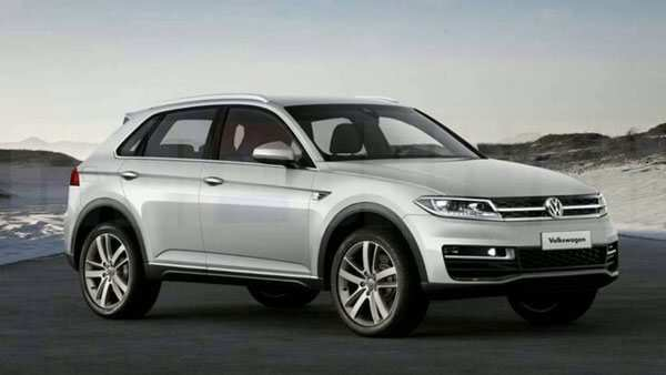 36 The New Volkswagen Touareg 2020 Interior with New Volkswagen Touareg 2020