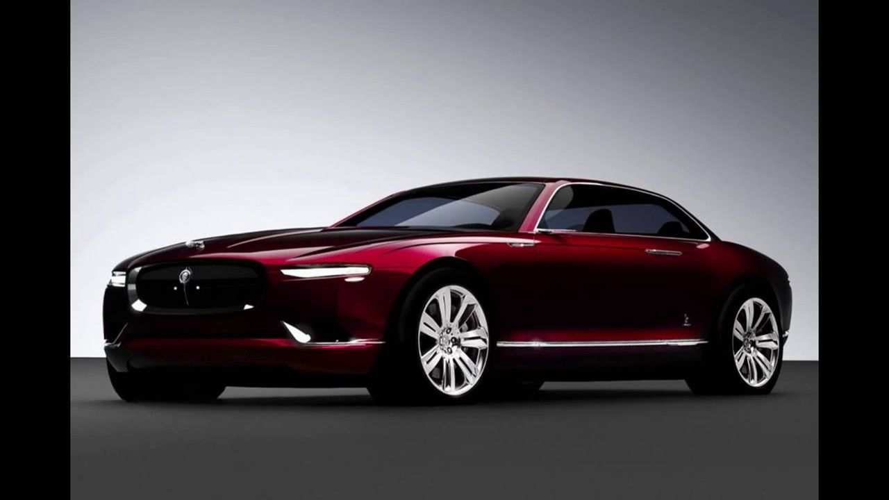 37 All New Jaguar Xj Coupe 2020 Redesign by Jaguar Xj Coupe 2020