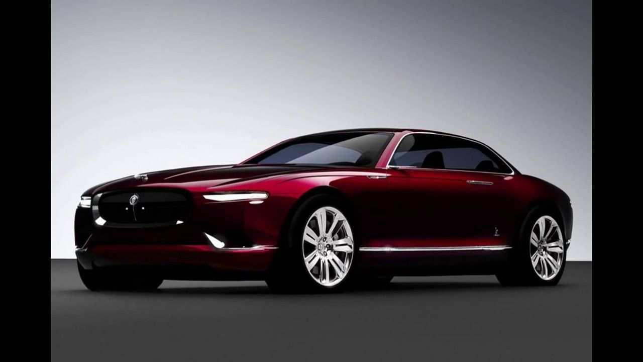 2020 Jaguar Xj Coupe Overview
