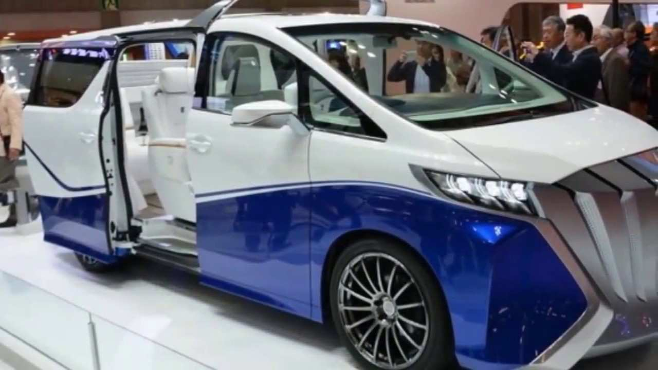 37 All New Toyota Vellfire 2020 Concept with Toyota Vellfire 2020