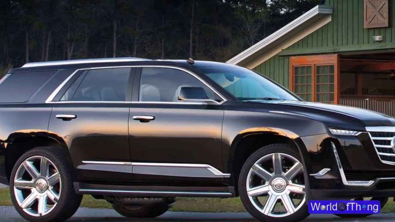 37 Best Review 2020 Cadillac Escalade Luxury Suv Performance with 2020 Cadillac Escalade Luxury Suv