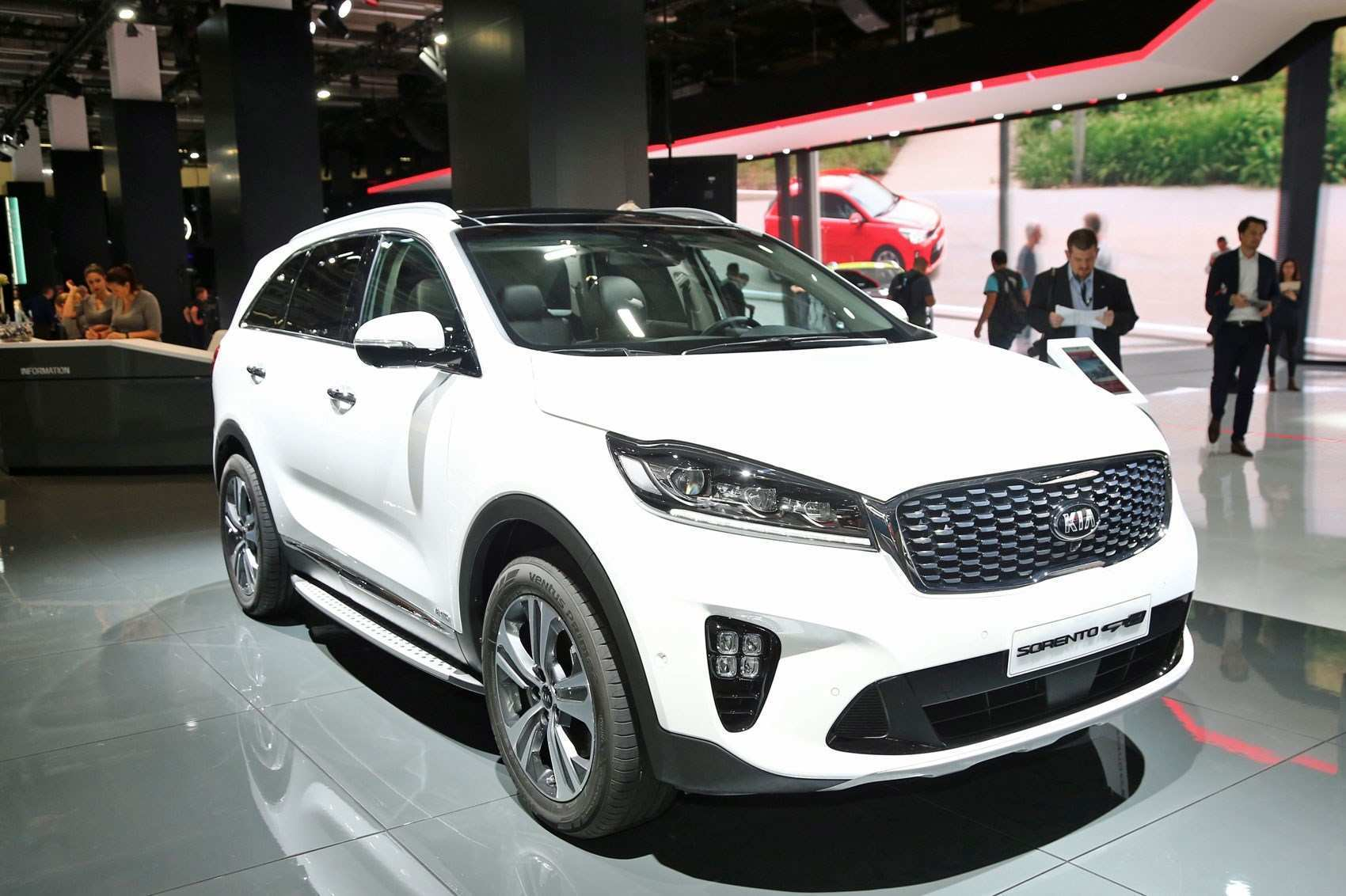 37 Best Review 2020 Kia Sorento Brochure Ratings with 2020 Kia Sorento Brochure