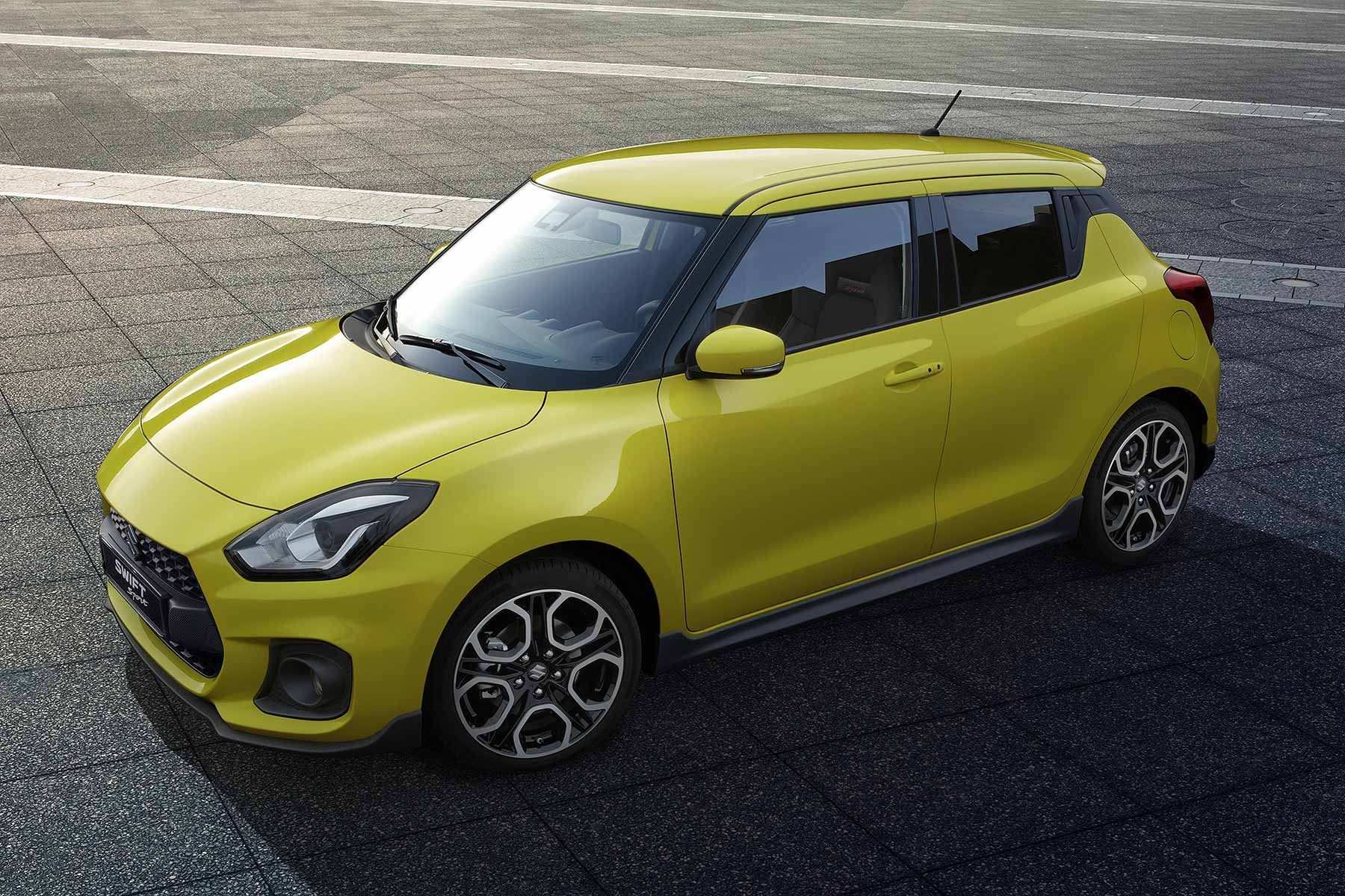 37 Best Review 2020 New Suzuki Swift Sport Exterior for 2020 New Suzuki Swift Sport