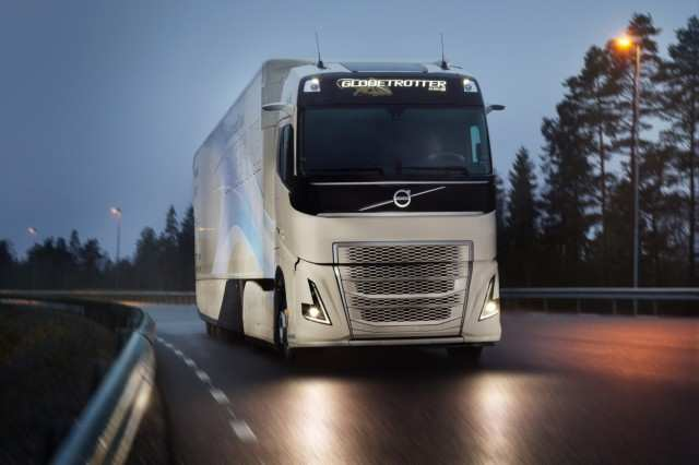 37 Best Review 2020 Volvo Big Truck Release by 2020 Volvo Big Truck