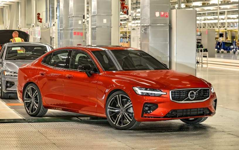 37 Best Review Volvo T5 2020 New Concept with Volvo T5 2020