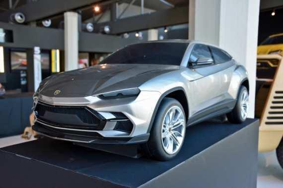 37 Concept of 2020 Lamborghini Urus Picture for 2020 Lamborghini Urus