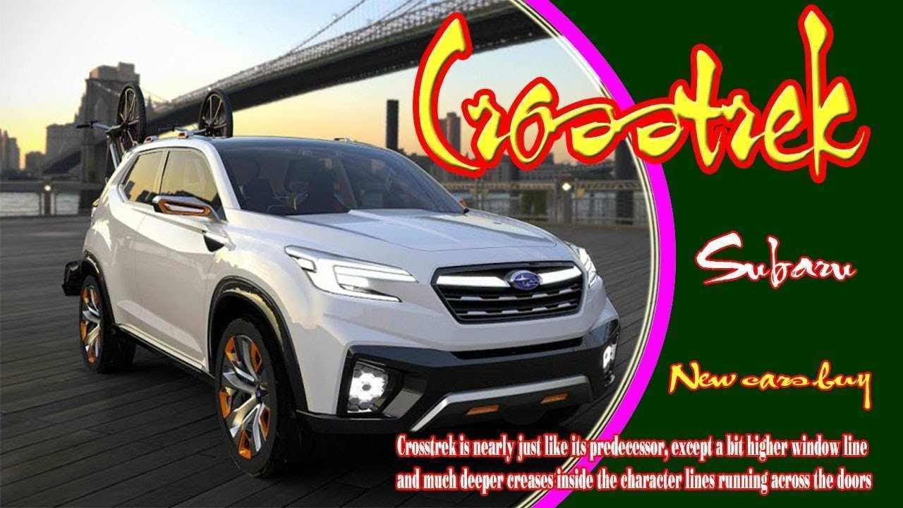 37 Concept of Subaru Xv 2020 Redesign with Subaru Xv 2020