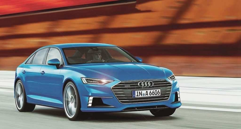 37 Gallery of 2020 Audi A6 2018 Exterior with 2020 Audi A6 2018