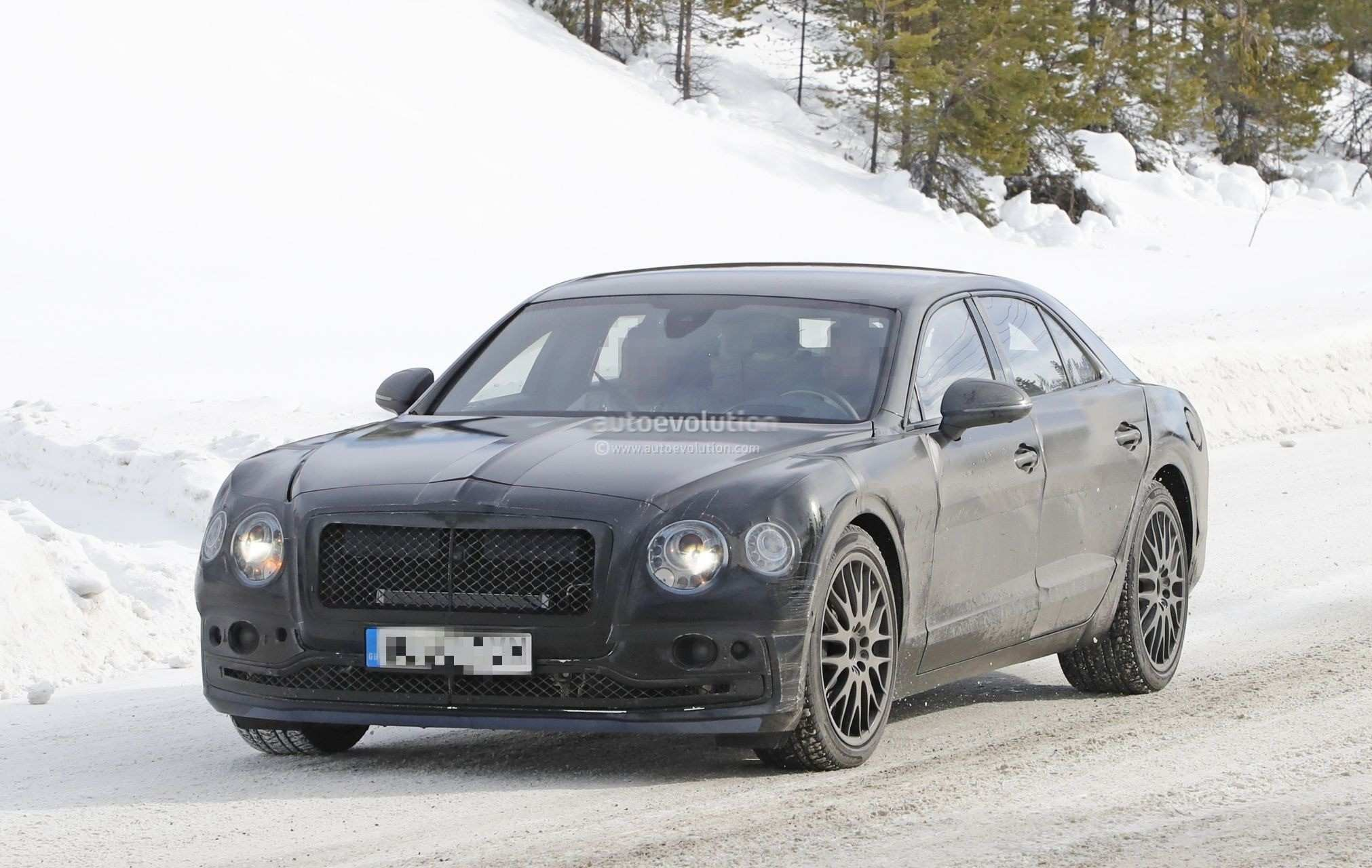 37 Gallery of 2020 Bentley Flying Spur Pricing by 2020 Bentley Flying Spur
