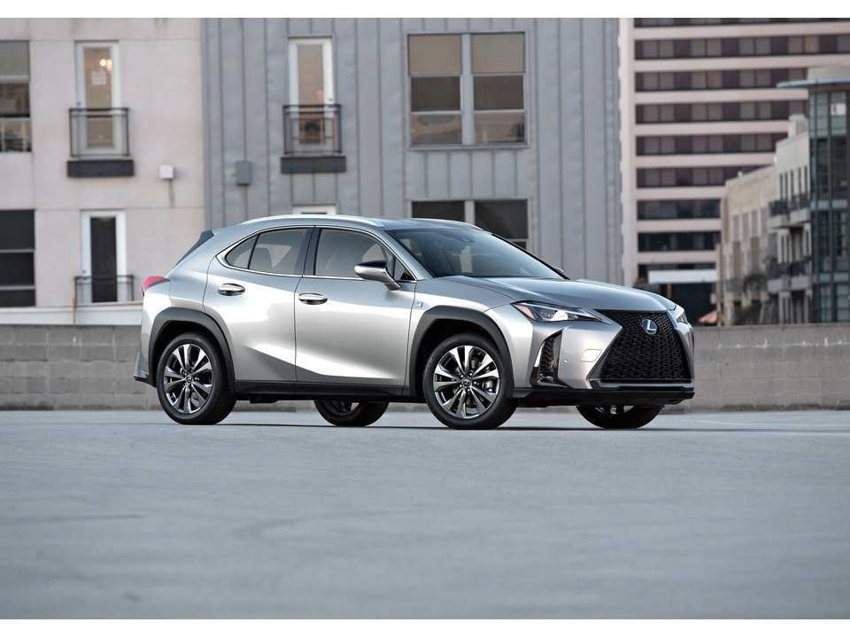 37 Gallery of 2020 Lexus Ux 250H Model with 2020 Lexus Ux 250H