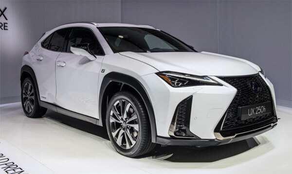 37 Gallery of 2020 Lexus Ux Hybrid Interior by 2020 Lexus Ux Hybrid