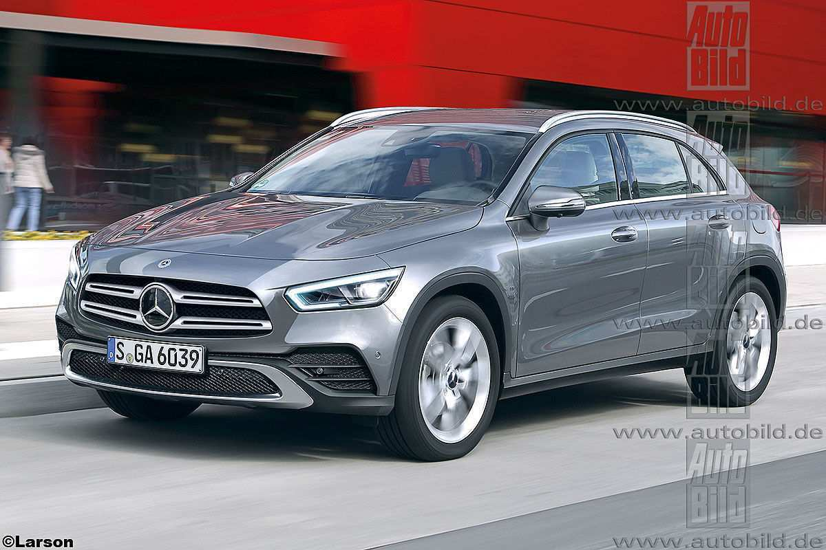 37 Gallery of Mercedes Gla 2020 New Concept Price for Mercedes Gla 2020 New Concept