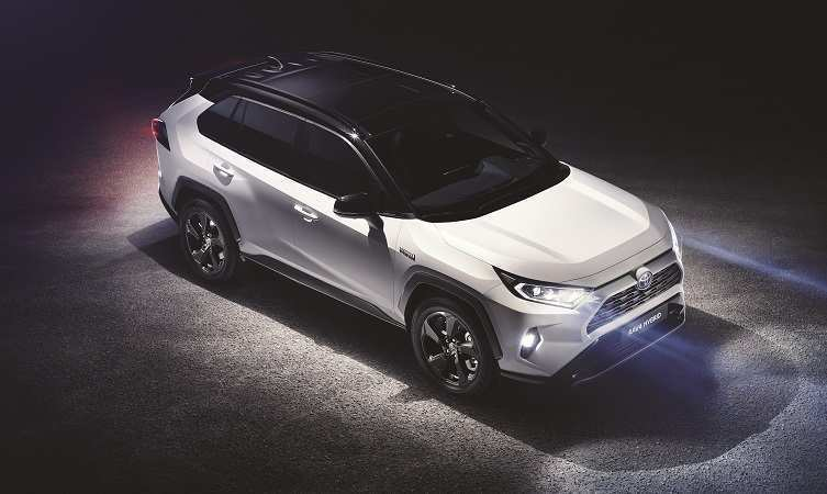 37 Gallery of Toyota Rav4 2020 Uk New Concept with Toyota Rav4 2020 Uk