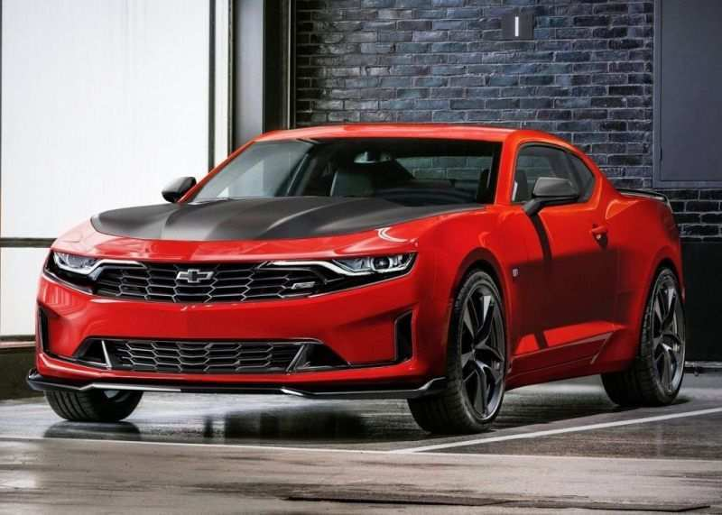 37 Great 2020 Chevrolet Camaro Exterior by 2020 Chevrolet Camaro
