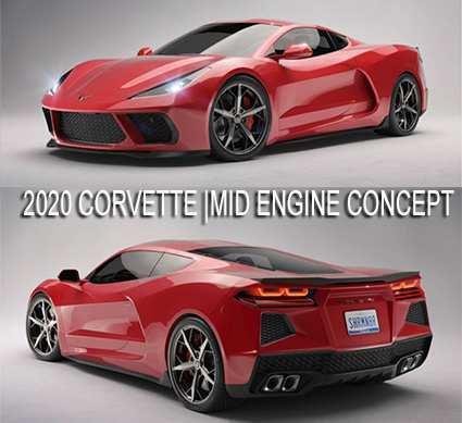 37 Great 2020 Corvette ZR1 Exterior and Interior by 2020 Corvette ZR1