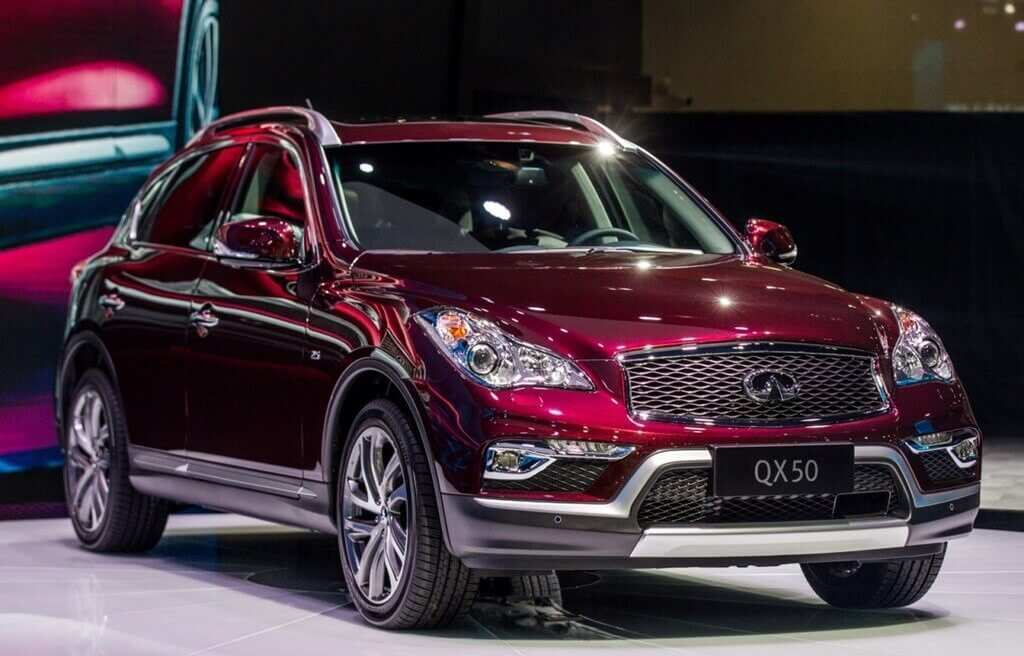 37 Great 2020 Infiniti Qx50 Dimensions Picture by 2020 Infiniti Qx50 Dimensions