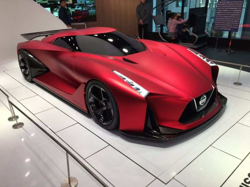 37 Great 2020 Nissan Gtr Exterior New Review for 2020 Nissan Gtr Exterior