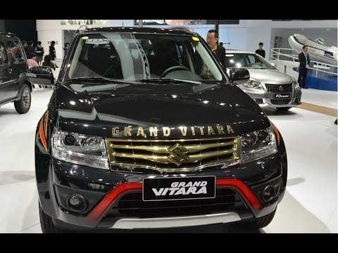 37 Great 2020 Suzuki Grand Vitara 2018 Exterior for 2020 Suzuki Grand Vitara 2018