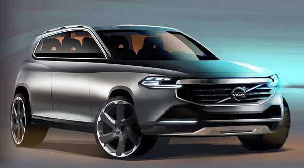 37 Great 2020 Volvo Xc90 New Concept Performance with 2020 Volvo Xc90 New Concept