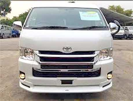 37 Great Toyota Hiace 2020 Model for Toyota Hiace 2020