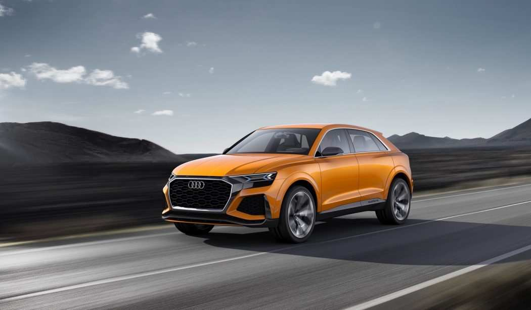 37 New 2020 Audi Q8 Configurations by 2020 Audi Q8