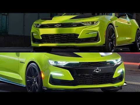 37 New 2020 Chevrolet Camaro Style with 2020 Chevrolet Camaro
