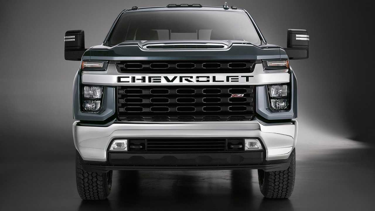 37 New 2020 Chevy 2500Hd Redesign by 2020 Chevy 2500Hd