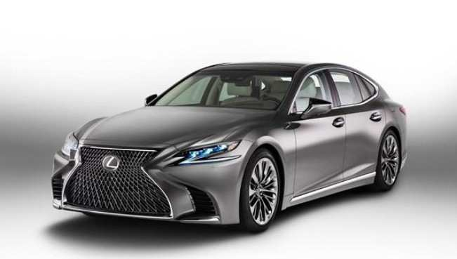 37 New 2020 Lexus Ls 460 Spesification by 2020 Lexus Ls 460