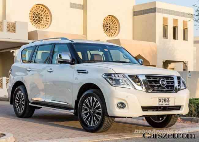 37 New 2020 Nissan Patrol 2018 Rumors by 2020 Nissan Patrol 2018