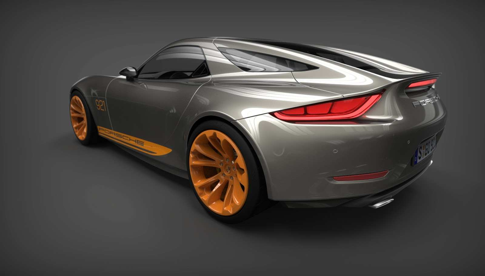 37 New 2020 Porsche 928Concept Spesification with 2020 Porsche 928Concept