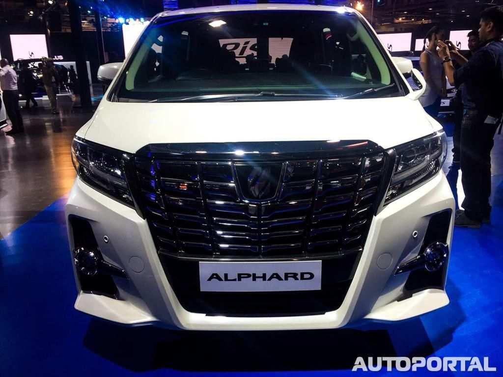 37 New 2020 Toyota Alphard 2018 Release Date by 2020 Toyota Alphard 2018