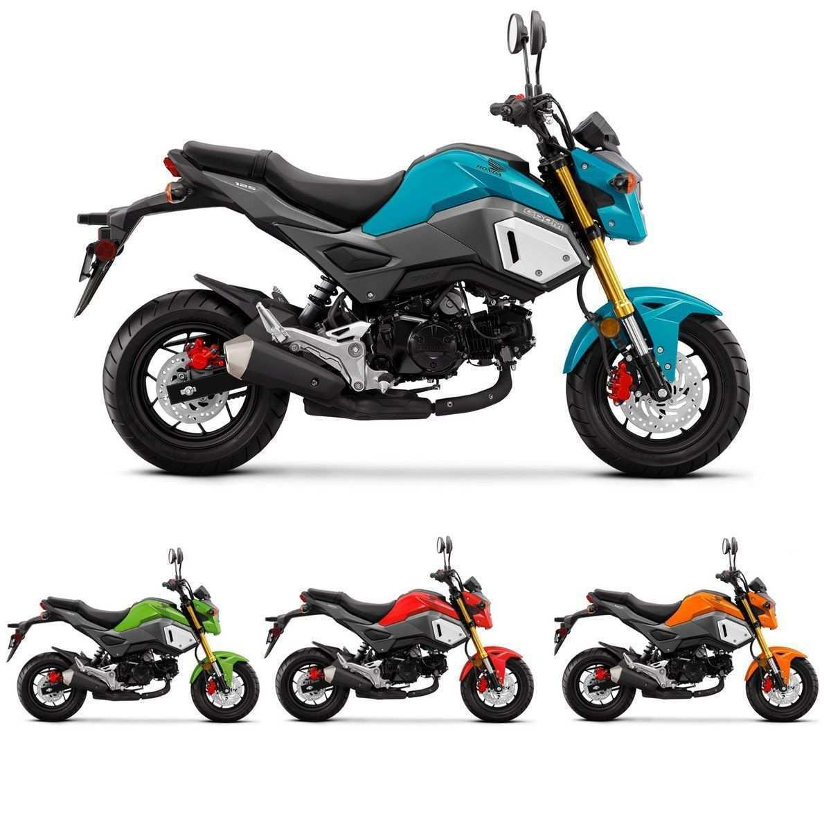 37 The 2020 Honda Grom Colors Picture for 2020 Honda Grom Colors