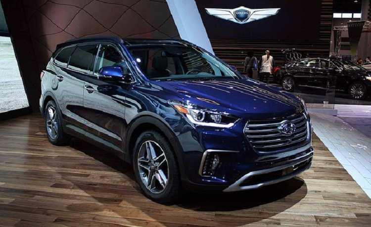 37 The 2020 Hyundai Veracruz 2018 Redesign for 2020 Hyundai Veracruz 2018