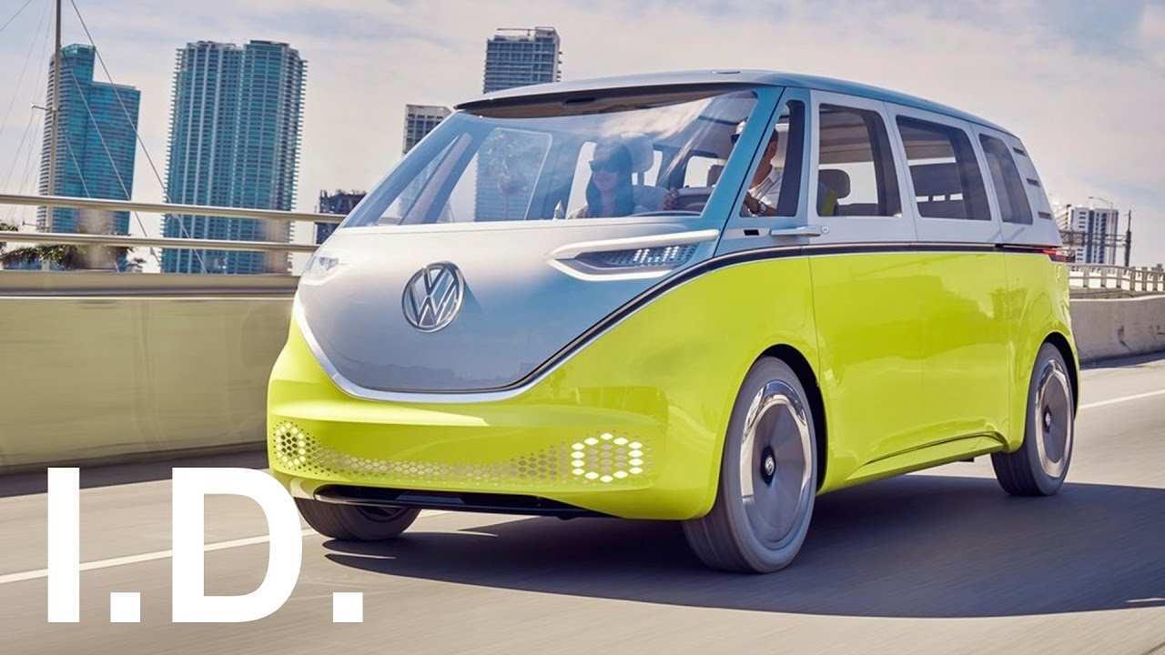 37 The 2020 VW Bulli 2018 Style with 2020 VW Bulli 2018