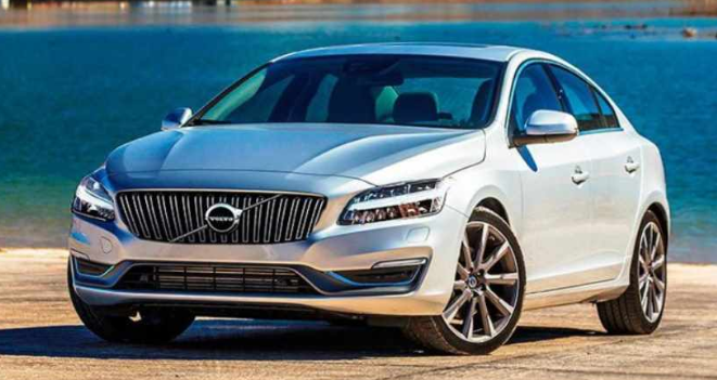 37 The 2020 Volvo S60 Performance and New Engine with 2020 Volvo S60
