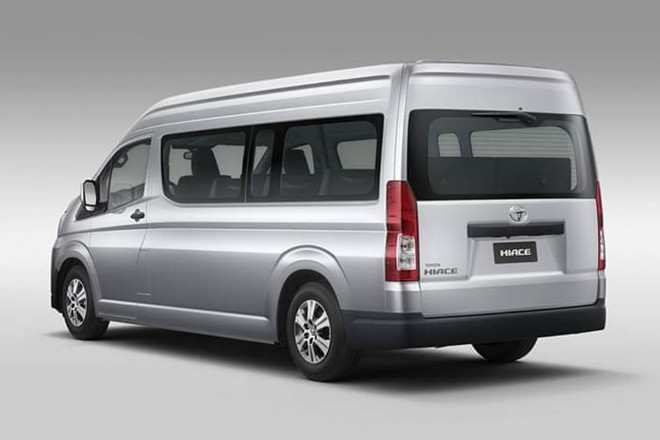 37 The Toyota Hiace 2020 Exterior for Toyota Hiace 2020