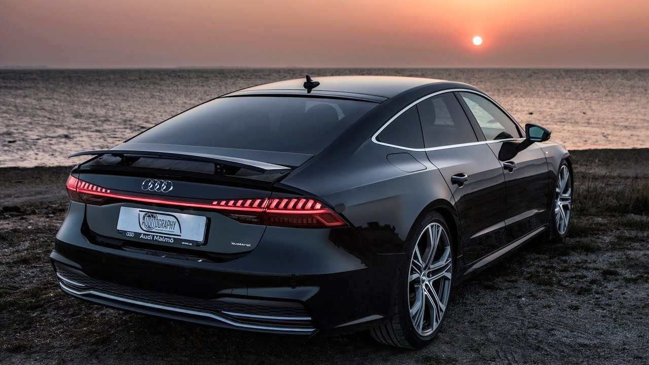 38 All New 2020 All Audi A7 Spy Shoot with 2020 All Audi A7