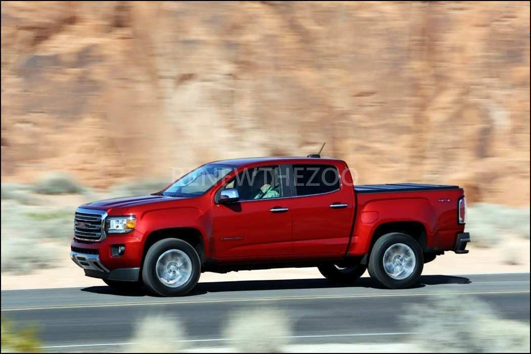 38 All New 2020 Gmc Canyon Diesel First Drive for 2020 Gmc Canyon Diesel