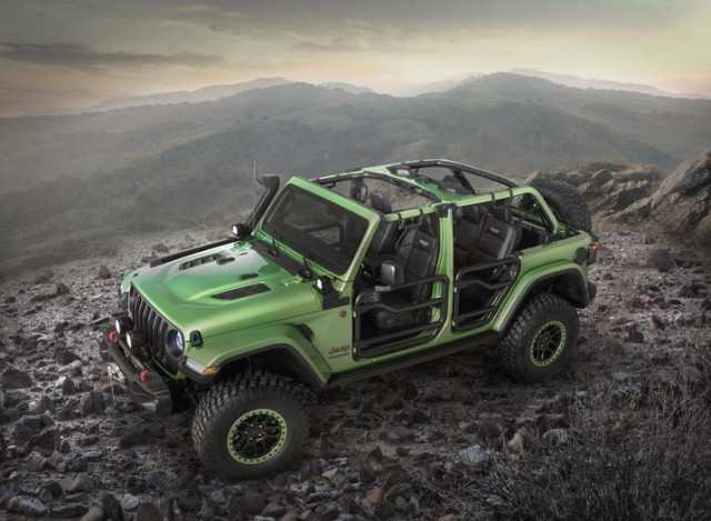 38 All New 2020 Jeep Wrangler Rubicon Performance with 2020 Jeep Wrangler Rubicon